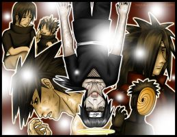 End of Uchiha Itachi by NaguX