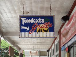 TOM-KATS grille by TOM-CATS