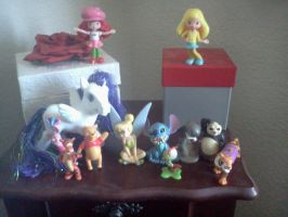 Toy collectibles by Stardom7