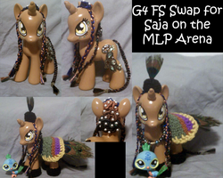 G4 FS Swap Custom by JwalsShop