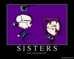 demotivational Sisters by EpicAndStillClumsy