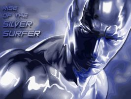 RISE OF THE SILVER SURFER by cybaBABE