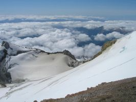 View from Mt. Baker by Luminous-Dark