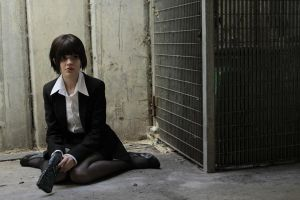 Psycho Pass:Alone by YuukiCosplayer
