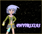 Phytrixia Neptune (Full) by Widen612