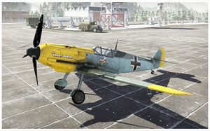 Custom: My Bf-109E-3 by TheAngryFishbed