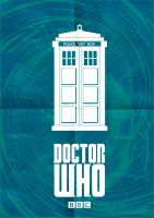 Doctor Who by midget525