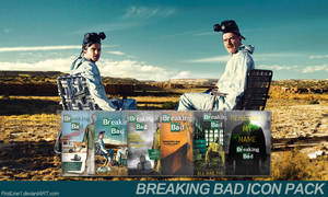 Breaking Bad Icon Pack by FirstLine1