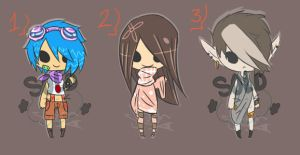 Sudden Adopts! :CLOSED: by Sketch-Adopts