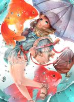 Fishes by Naussi