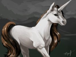 unicorn by TypicalUP