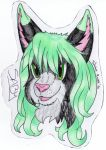 Request: Saby Badge by Silvah-Rush