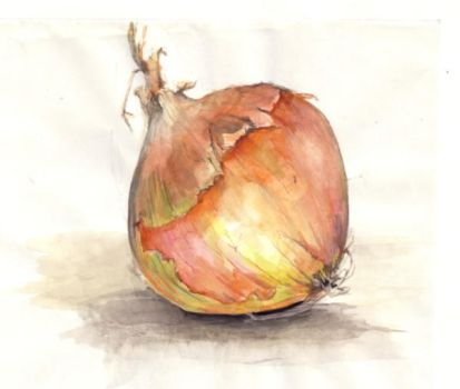 The onion by littleteacup