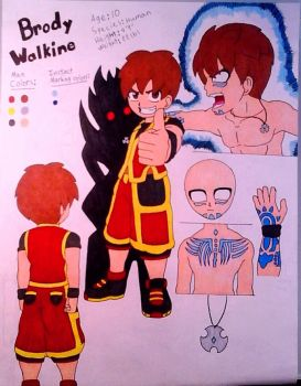 HL Ref-Brody Walkine by tribean85