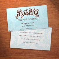 Avido Business Card by jqdesigner