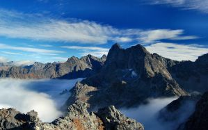 Wysokie Tatry 2 by BogdanCh