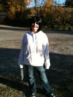 Jeff the Killer Cosplay by KennyMcCormick16