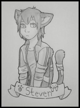 Art Trade: Steven by Art-Maus