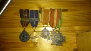 World war two medals by COLT731