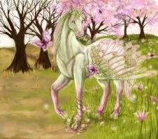 Spring Equinox by Leashe