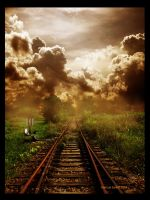 Railway to heaven by turkill