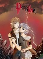 Demon Heart: cover by Adlez-Axel