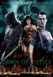 Dawn of Justice Poster Design by renstar71