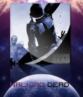 Walking Dead - Logo Tome 5 by IsK4nD3R