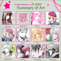 2011 art summery by Ero-Pinku