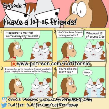 Mow Meow and Dum Dumb Episode 7 by Catifornia