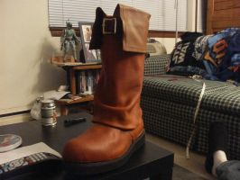 Ocarina of Time boot by Forcebewitya