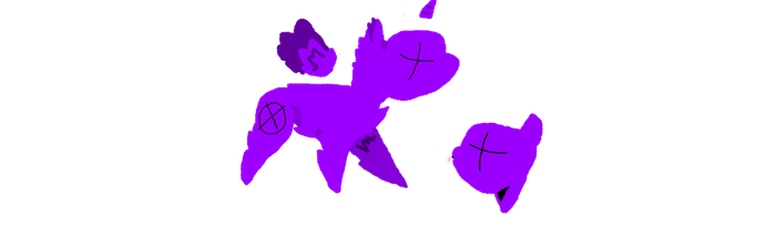 ~DRAW AY PONY~MORE WHEEL BE ADDED LATER...PROBABLY by swaggamer3333
