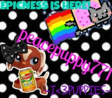 Icon For peacepuppy771 by myworldmylifeandme