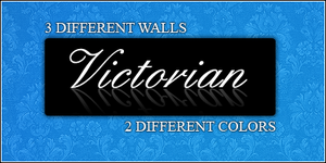 3x pack victorian by d3sy