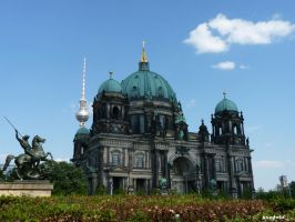 Berliner Dom by penfold5