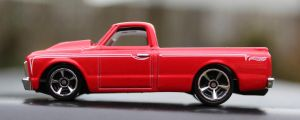 67 Chevy Pickup by boogster11