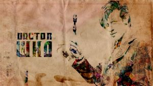 Matt Smith The 11th Doctor by ChipsEss0r