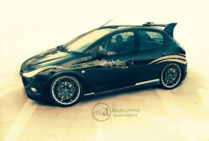 my 206 by pedrum