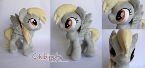 Derpy custom plush version 02 by Chibi-pets