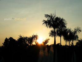 Sunset 3 by chealse