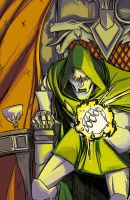 Doctor Doom by PumaDriftCat