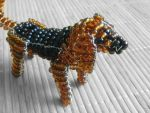 Beaded Bloodhound 2 by Ala-Rai
