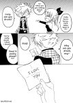Drunk Lucy's confession? by AyuMichi-me