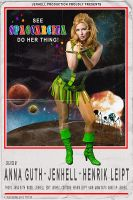 A tribute to Barbarella 6 by JenHell66