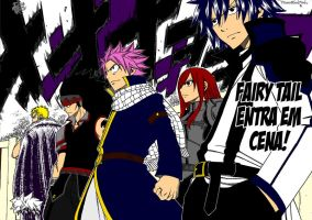 Time Fairy Tail by TiTaniaBlackPride