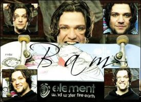 Bam Margera by fc-cenoevil07