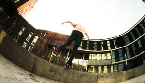 Danny - Nosegrind by Obscurity-Doll