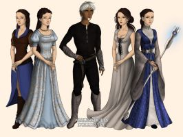 Irina: Life before and after Fenris by Daraeldin