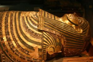 Egyptian Mummy Sarcophagus 2 by FoxStox