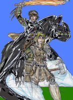 How to train your dragon 2 by theaven